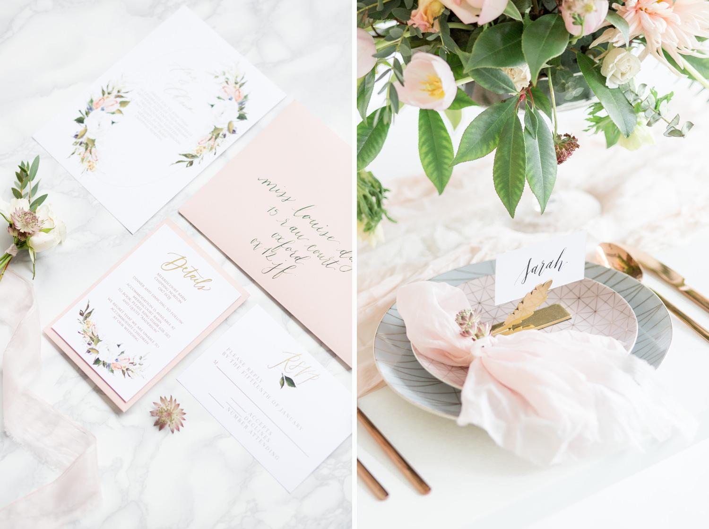 Personal Branding photoshoot. wedding stationery