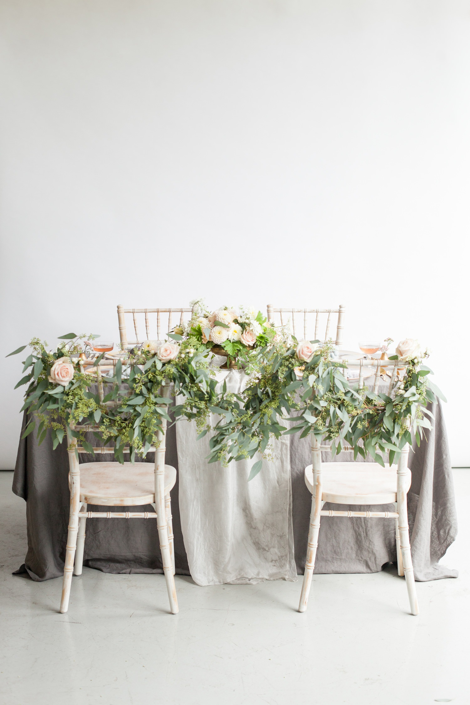personal branding photoshoot for Stone & Co. a styled wedding breakfast table