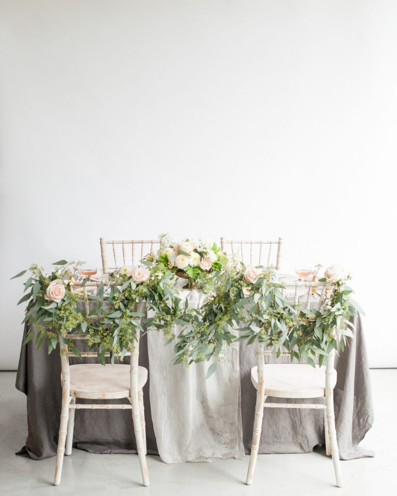 personal branding photoshoot for Stone & Co. Featured image of a tablescape