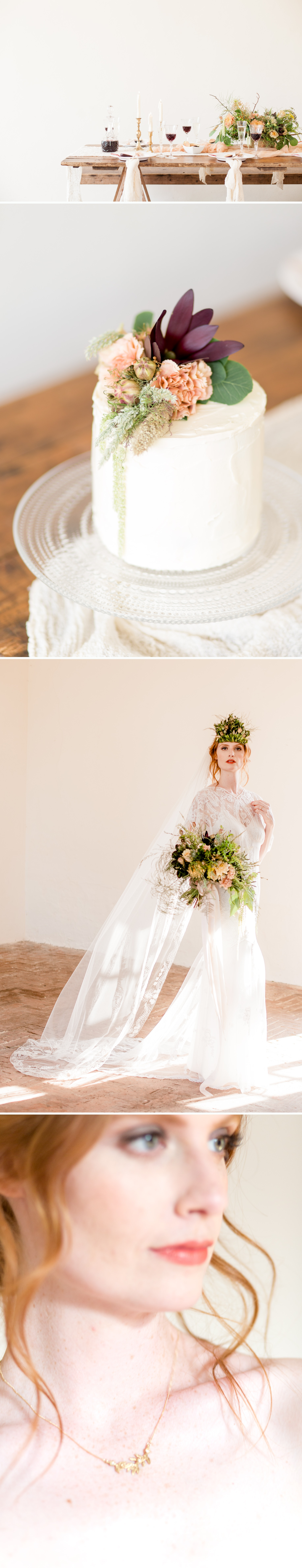 West Sussex Wedding Photographer - understated luxury for a bridal shoot at Bignor Park