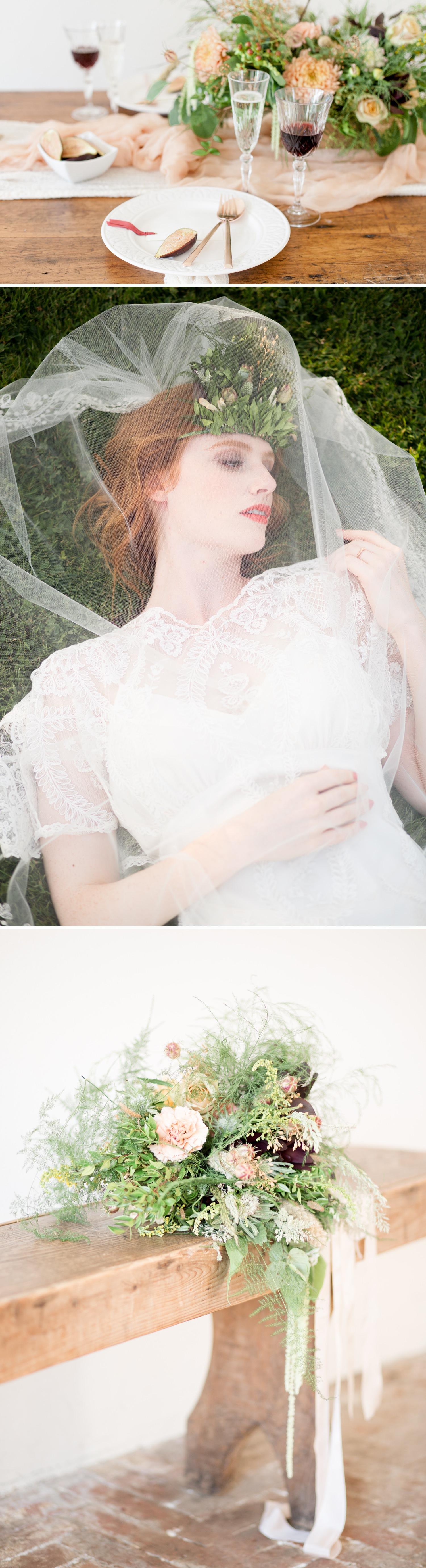 West Sussex Wedding Photographer - an elegant and refined Fine Art Wedding at Bignor Park