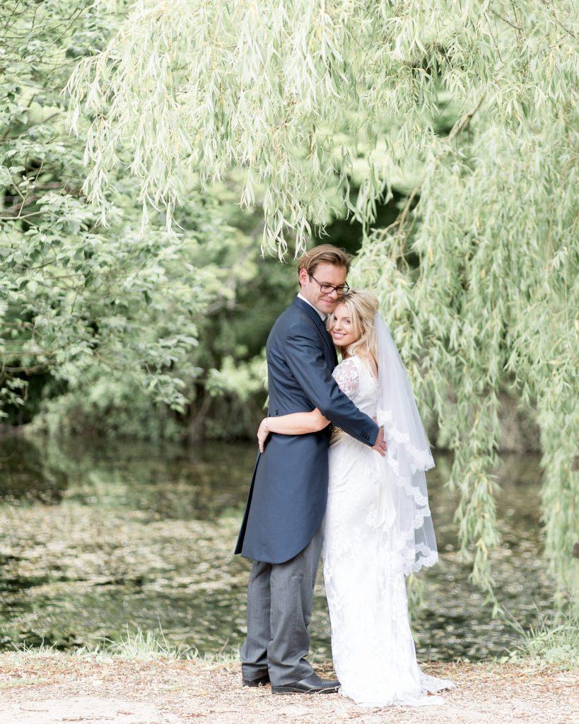 Emily & Jonathan's Cambridgeshire wedding - featured image