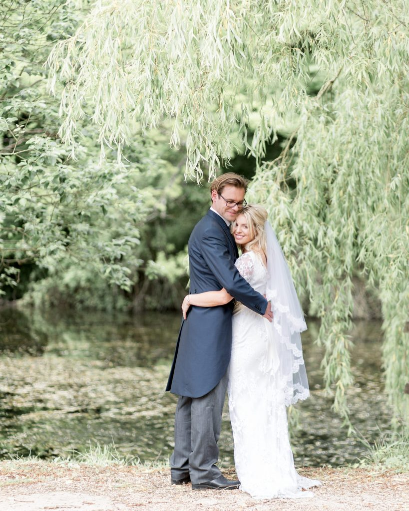 Emily & Jonathan's Cambridgeshire wedding - featured image